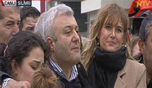 Gazeteci Tuncay Özkan tahliye oldu