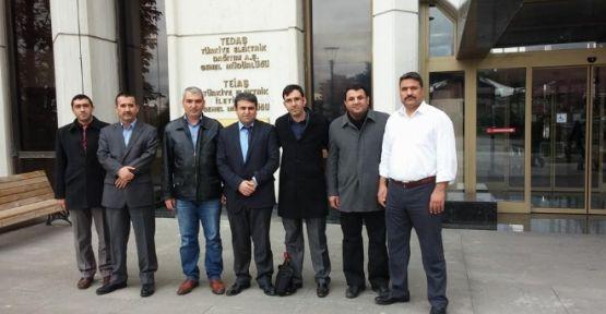 Gazioğlu Ankara Şubesi Seçimleri İçin Nabız Yoklamaya Devam Ediyor