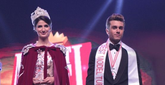Gizem Kayalı ve Onur Seyit Yaran Best Model 2016 birincisi seçildi!