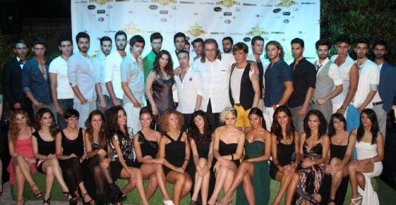 'Golden Beauty Of Turkey' elemeleri yapıldı