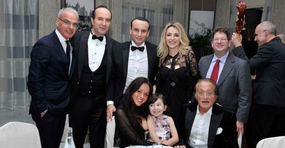 Golden Bistoury Ödülü, Op. Dr. Bülent Cihantimur'un 100