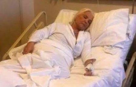 Gönül Yazar hastaneye kaldırıldı