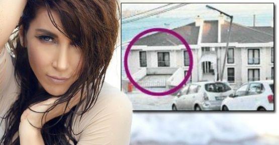 Hande Yener 6 bin liraya Boğaz manzaralı ev tuttu