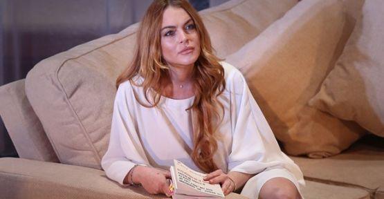 Hollywood yıldızı Lindsay Lohan'ın Bodrum'da parmağı koptu