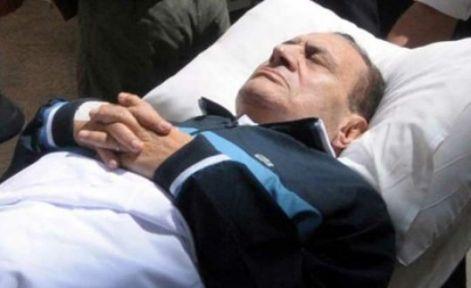 Hüsnü Mübarek hayatını kaybetti