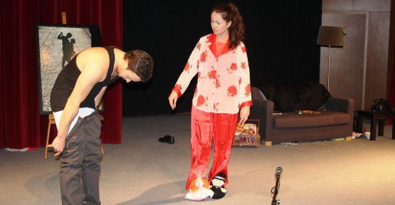 İbrahim Gayberi, 'Aşk Yok Ki' oyununa dahil oldu!