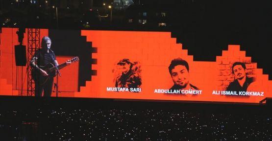 İstanbul'dan Roger Waters geçti !
