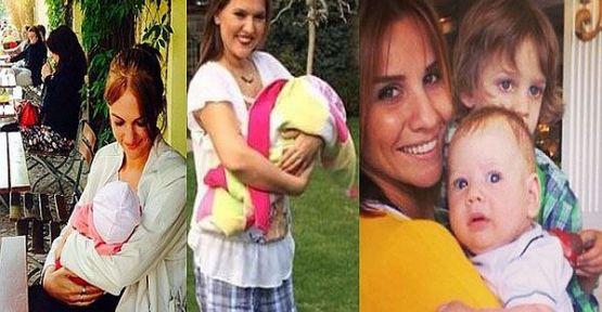 İşte ünlülerin Anneler Günü mesajları