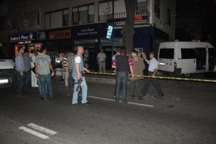İstinye Polis Merkezi'ne silahlı saldırı düzenlendi