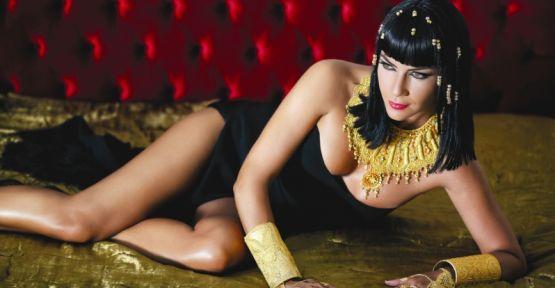İvana Sert SES dergisine Kleopatra oldu: 'Yalnızca kendi erkeğime seksiyim!'