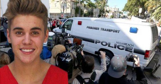 Justin Bieber tutuklandı