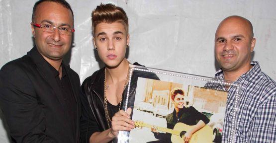 Justin Bieber'e Büyük Ödül !