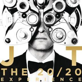Justin Timberlake'ten beklenen albüm: The 20/20 Experience