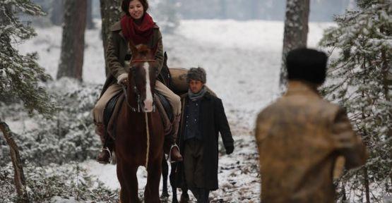 """""""Kırımlı Korkunç Yıllar""""  Filminin Çekimleri Tamamlandı"""