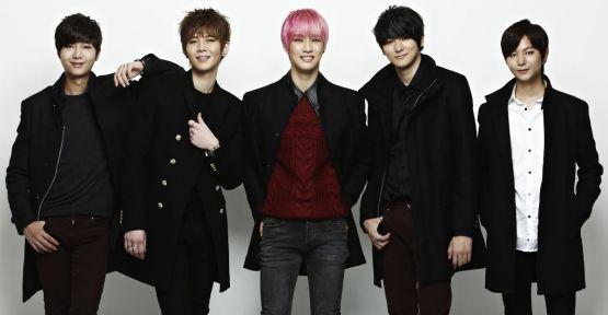 Kore'li pop grubu LEDApple, ilk kez Türkiye'ye geliyor!