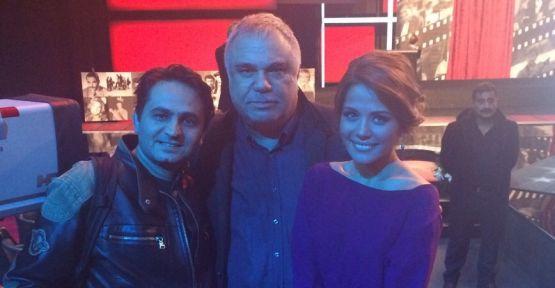 'Koyverdin Gittin Beni' TV Filmi'nin galası TRT'de gerçekleşti!