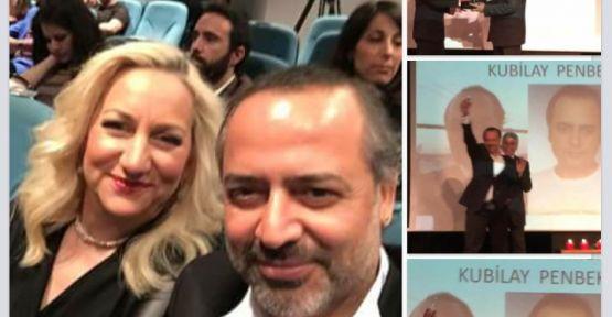 Kubilay Penbeklioğlu'na 'En İyi Yönetmen Ödülü' verildi