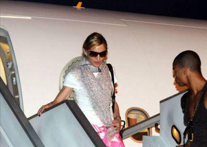 Madonna, Ayasofya'yı ziyaret etti!