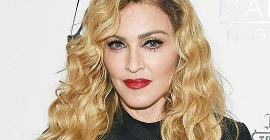 Madonna Türkiye'ye geliyor!