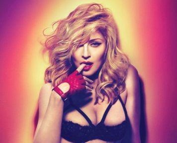 Madonna'nın merakla beklenen albümü 'MDNA' Pazartesi çıkıyor!