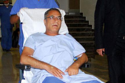 Mehmet Ali Erbil taburcu oldu