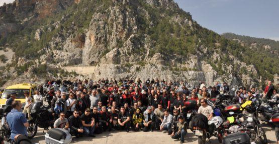 Motosiklet Festivali Manavgat'ta Başlıyor!