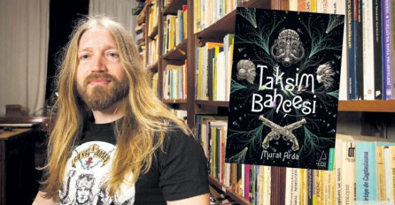 Murat Arda'nın 'Taksim Bahçesi' kitabı çıktı
