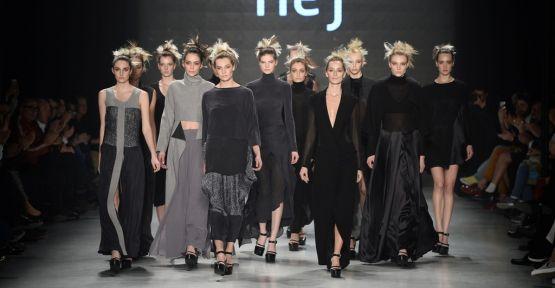 NEJ  Mercedes-Benz Fashion Week Istanbul'da YADA Koleksiyonu ile rüzâr gibi esti!