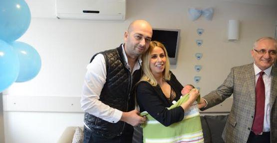 Niran Ünsal dördüncü kez anne oldu!