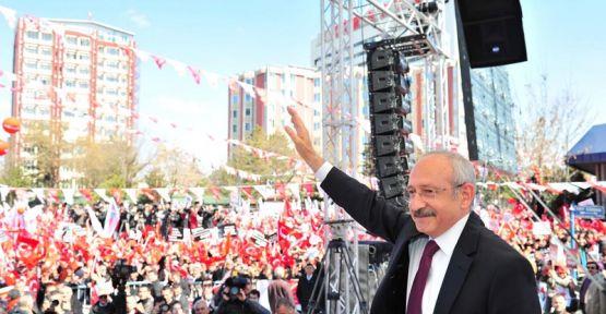Onbinler  Tandoğan'da