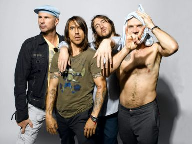 Red Hot Chili Peppers 8 Eylül'de İstanbul'da
