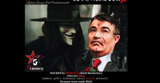 Redhack, İçişleri Bakanlığı'nın sitesini hackledi