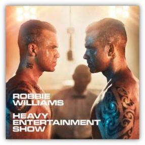 "Robbie Willams'tan yeni albüm ""Heavy Entertainment Show"""