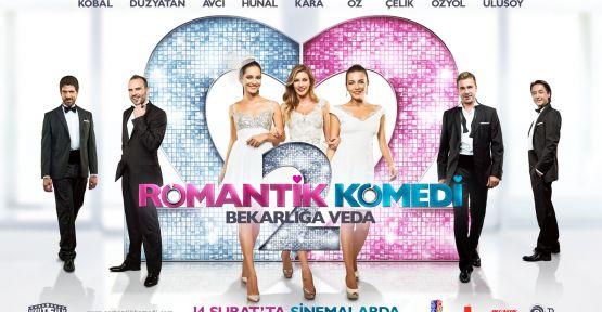 Romantik Komedi 2 Bekarlığa Veda'nın afişi görücüye çıktı!
