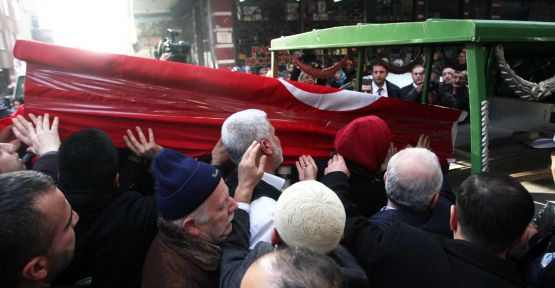 Şehit J.Er Kemal Kayar son yolculuğuna uğurlandı