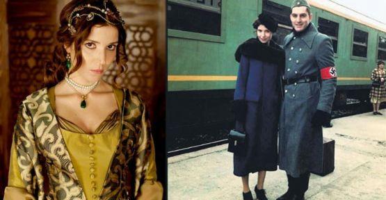 Selma Ergeç 'Kırımlı/Korkunç Yıllar'da Maria'yı canlandıracak!