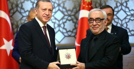 Şener Şen Cumhurbaşkanlığı ödülünü 'toplumsal barışa' adadı