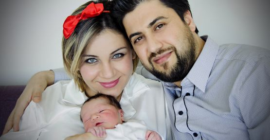 Serkan Cağrı ikinci kez baba oldu.