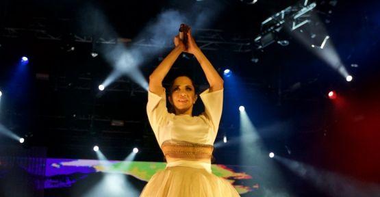Sertab Erener 3 Eylül'de Harbiye Açıkhava Tiyatrosu'nda!