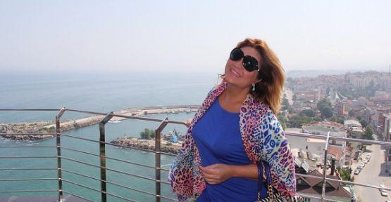 Sibel Can İçin Mısır'dan 500 Ton Kum Getirtildi