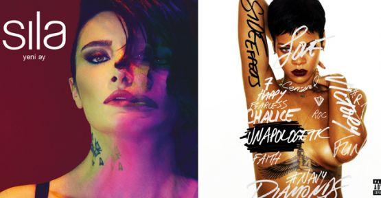 Sıla, Rihanna'yı geçti!