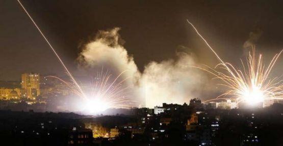 Siyaset ve sanat camiası Gazze için ayakta!