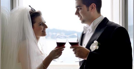 Sosyete bu düğünde buluştu!