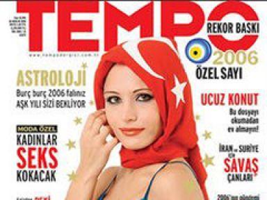 Tempo Dergisi kapandı