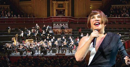 The Royal Philharmonic Orchestra'nın Sezen Aksu şarkıları albüm oldu!