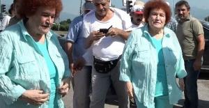 Selda Bağcan ve Gülriz Sururi Adalet Yürüyüşü'ne katıldı