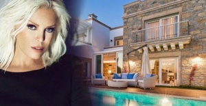 Ajda Pekkan 2,5 milyon euro'ya süper lüks villa aldı