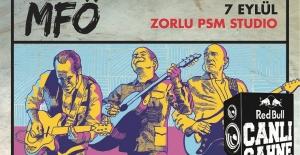MFÖ Konseri internetten canlı yayınlanacak
