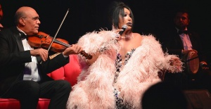 Diva Başkenti şarkılarıyla inletti