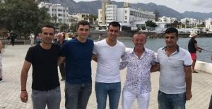İşadamı Ali Ağaoğlu Kıbrıs'ta stres attı